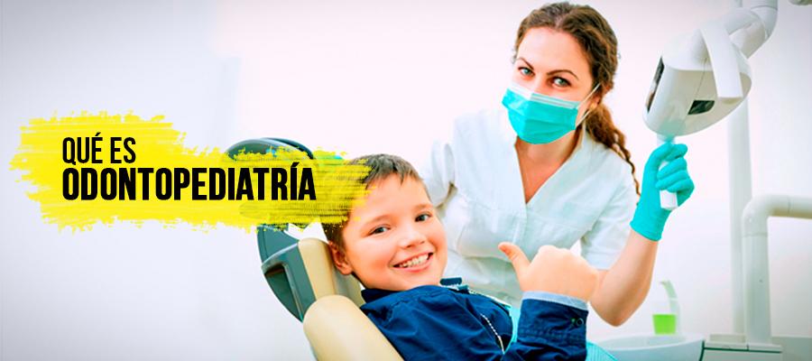 Qué es Odontopediatria