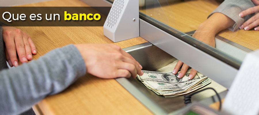 Que es un banco
