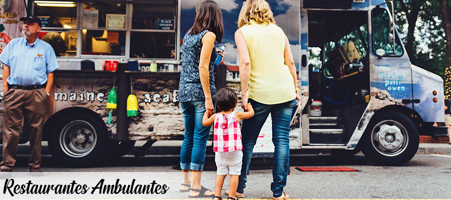 Restaurantes Ambulantes